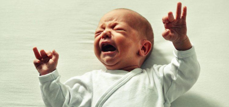 Koliken bei Babys