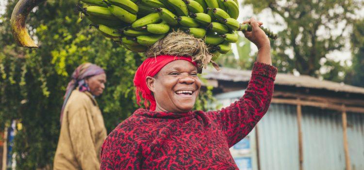 Veganer Speck aus Bananenschalen